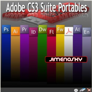 Adobe CS3 Suite Portable